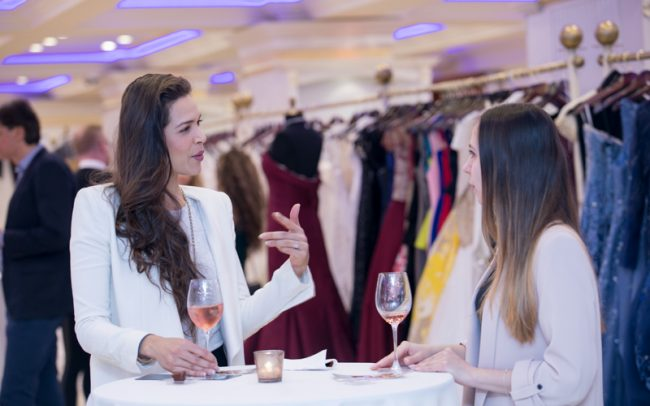 ArtVesta Wine & Cake Social at Panache Bridal April 2017