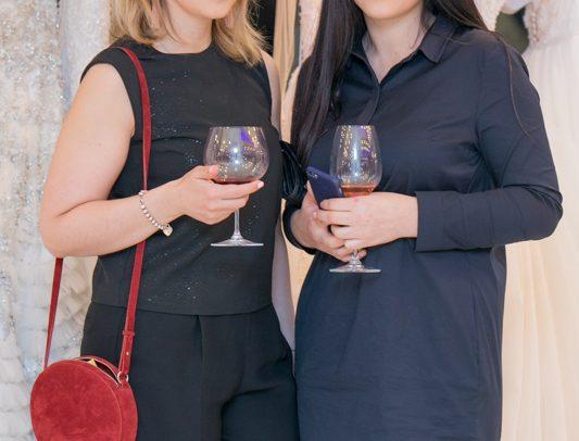 ArtVesta Wine & Cake Social at Panache Bridal April 2017