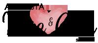 Artvesta Wine & Cake Social Logo